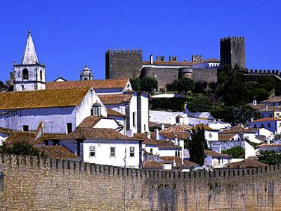 אובידוש (Óbidos), פורטוגל