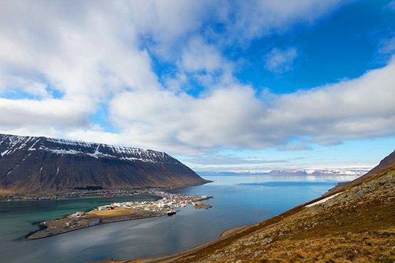 איסאפיירדי'ר, איסלנד.