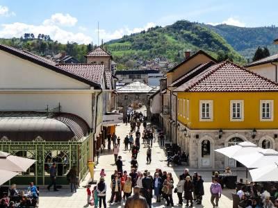 סרביה, אנדריצ'גרד | Andrićgrad