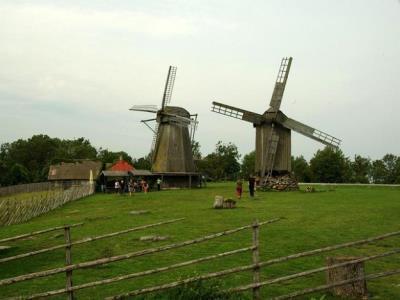 פארק תחנות הרוח העתיקות Angla, אסטוניה