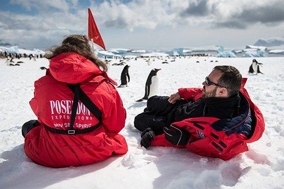 טיול לאנטארקטיקה – הפלגה אל חצי האי האנטארקטי | 12-13 ימים