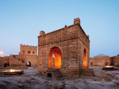 מקדש האש Ateshgah, אזרבייג'ן