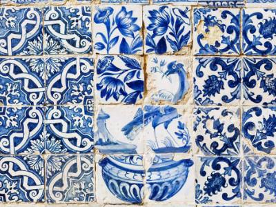 אזולז'ו (azulejo) - אריחים פורטוגליים