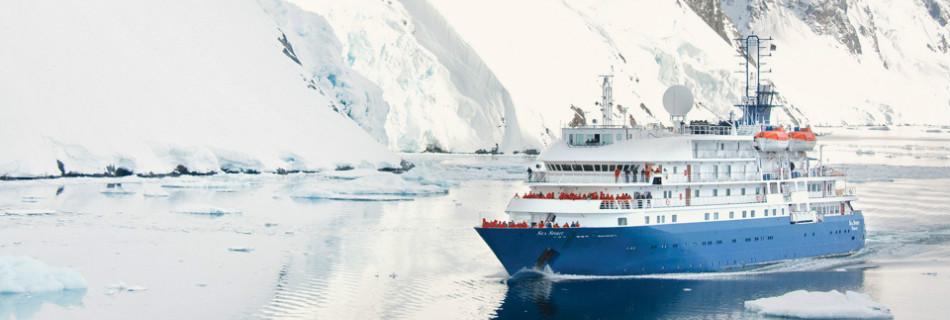 ספינת משלחות יוקרתית Sea Spirit