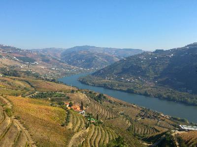 עמק דאורו (Douro), פורטוגל
