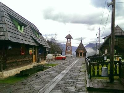 סרביה, דרוונגרד | Drvengrad