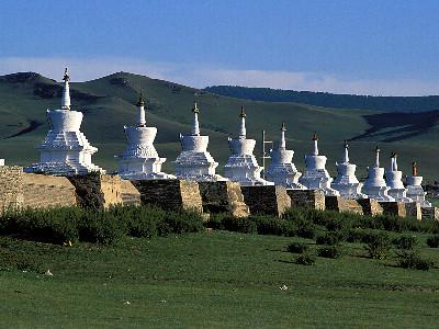 מנזר ארדן זו (Erdene Zuu Monastery), מונגוליה