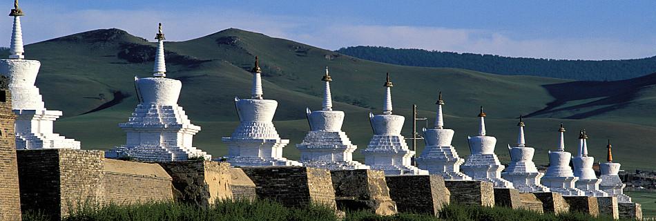 מנזר ארדנזו (Erdenezuu Monastery), מונגוליה