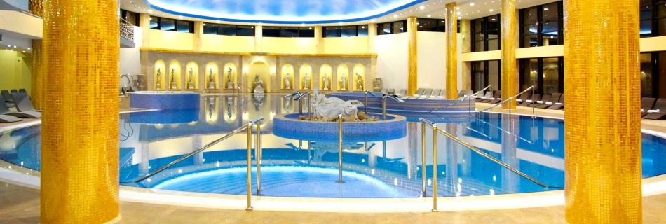 מלון ספא מפואר איזבור | Luxury Spa Hotel Izvor