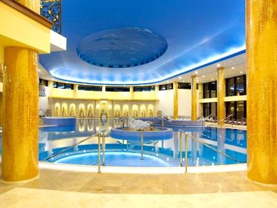 סרביה, ספא מפואר במלון איזבור 5* | Luxury Spa at Hotel Izvor