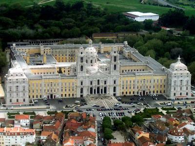 ארמון מאפרה (Palácio de Mafra), פורטוגל