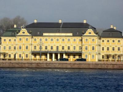 ארמון מנשיקוב, סנט פטרסבורג