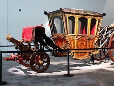 מוזיאון הכרכרות (Coaches Museum), ליסבון, פורטוגל