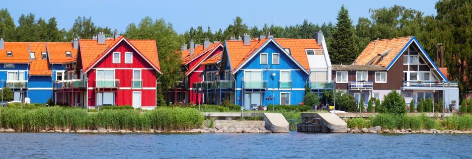 כפר נידה (Nida), חצי האי נרינגה, ליטא