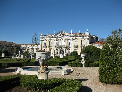 ארמון קלוז' (Palace of Queluz), פורטוגל