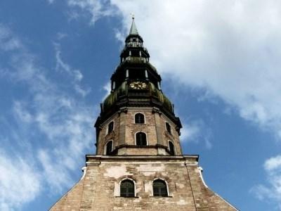 כנסיית פטר הקדוש בריגה, לטביה