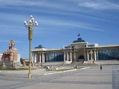 אולן בטור, מונגוליה