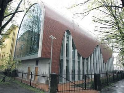 בית הכנסת החדש של טאלין, אסטוניה