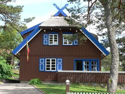 מוזיאון תומאס מאן בעיירת נידה, ליטא