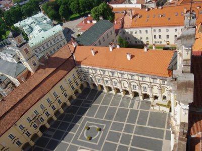 אוניברסיטת וילנה, ליטא