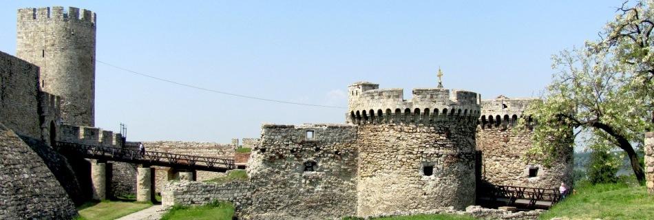 מצודת בלגרד | Belgrade Fortress) ופארק קאלמגדן (Kalemegdan), סרביה