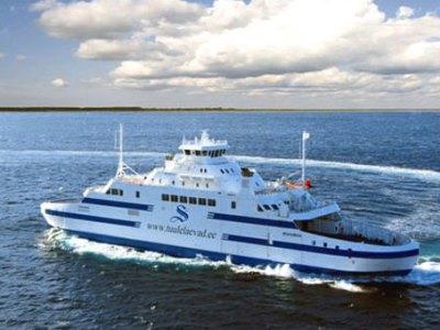 מעבורת לאי סארמאה, אסטוניה