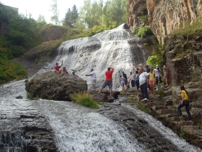 ארמניה, מפל מים ג'רמוק