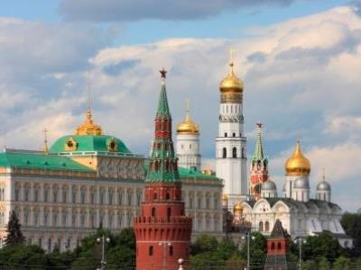 קרמלין, מוסקבה