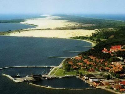 חצי האי נרינגה / הרצועה הקורונית, ליטא