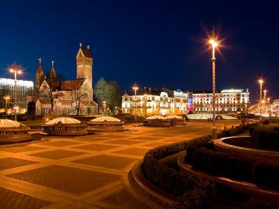 אורות מינסק - סיור ערב