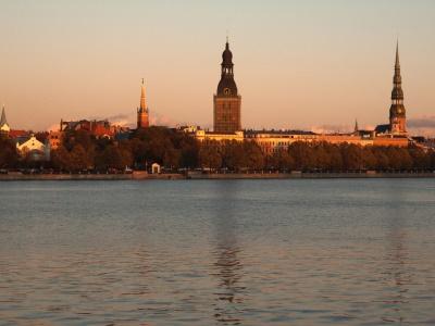 ריגה, בירת לטביה
