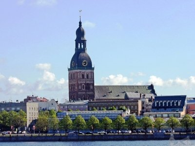 קתדרלת ריגה (Rigas Dom), לטביה