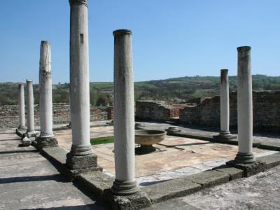 סרביה, ארמון גלריוס בגמיזגראד (פליקס רומוליאנה)