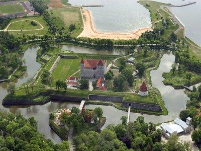 האי סארמאה (Saaremaa), אסטוניה