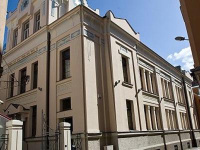 בית הכנסת כורל של ריגה, לטביה