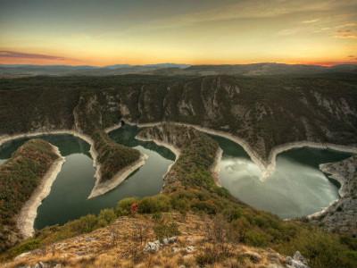 קניון הנהר UVAC, סרביה