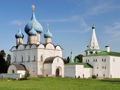 טיול פרטי מודרך במוסקבה וערי טבעת הזהב | 6 ימים