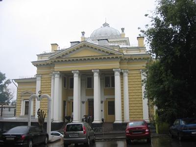 בית הכנסת קורל, מוסקבה