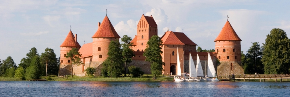 טירת טראקאי, ליטא