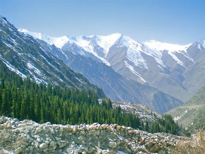 טיול פרטי מודרך בקירגיזסטן | 8 ימים