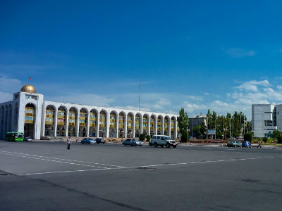 בישקק, קירגיזסטן