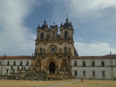 מנזר אלקובאסה (Alcobaça monastery), פורטוגל