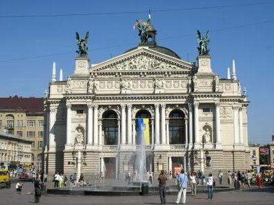 אוקראינה, בית האופרה של לבוב