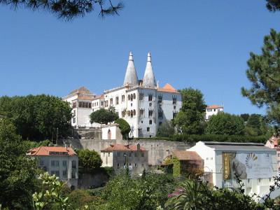 הארמון המלכותי הלאומי (National Palace of Sintra), פורטוגל