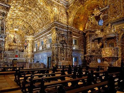 כנסיית פרנציסקוס הקדוש (Church of São Francisco, פורטו, פורטוגל