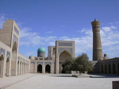 אוזבקיסטן - בוכרה