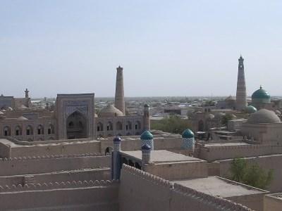 באוזבקיסטן האותנטית – טיול פרטי מודרך באוזבקיסטן | 8 ימים