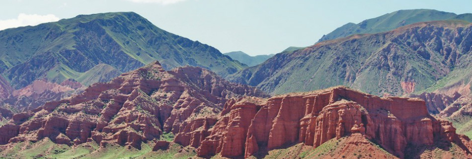 קניון Konorchek, טיולים בקירגיזסטן ואוזבקיסטן מבית אותנטיקו