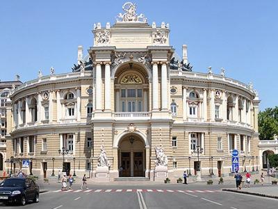 אוקראינה, בית האופרה באודסה