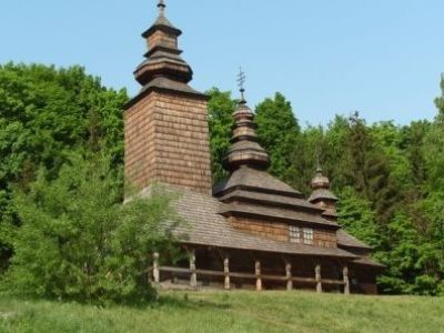 אוקראינה, קייב - מוזיאון פתוח תחת כיפת השמיים בכפר פירוגובו (Pirogovo)